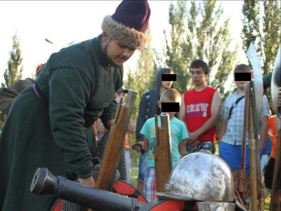 К Дню защитника Отечества в «Омской крепости» начались оружейные мастер-классы