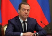 Медведев сравнил санкции СНБО против Медведчука с работой НКВД