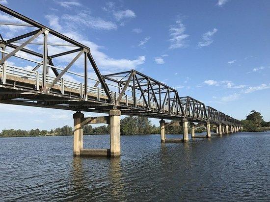В центре Кемерова планируется построить новый мост через реку