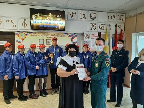 Краевая пожарная дружина поборется за победу во всероссийском конкурсе