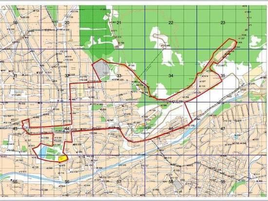 Власти Пятигорска: курортно-историческую часть города сохранят
