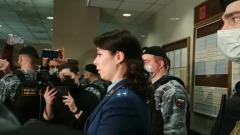 Прокурор Екатерина Фролова оценила приговор Навальному