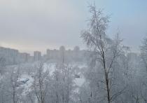 На Петербург надвигается необычайно мощный снегопад