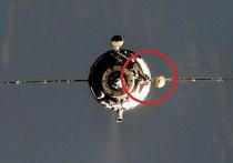 У грузового корабля «Прогресс МС-16», который не смог совершить автоматическую стыковку с Международной космической станцией 17 февраля, была помята антенна системы сближения «Курс»