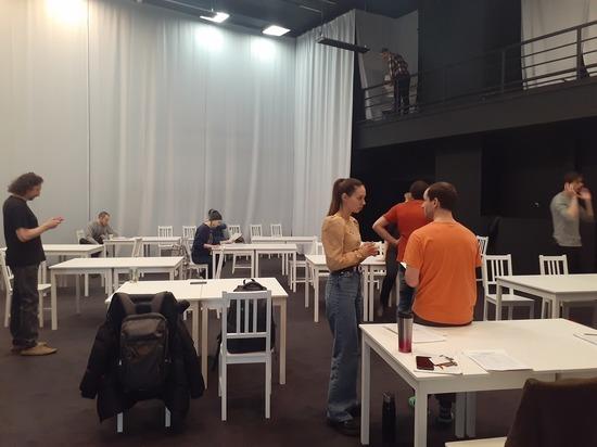 Псковский драмтеатр открывает новый зал для спектаклей