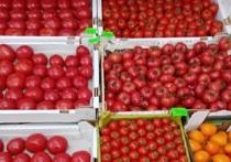 В Тверской области томаты, мандарины и хурма не смогли пройти контроль