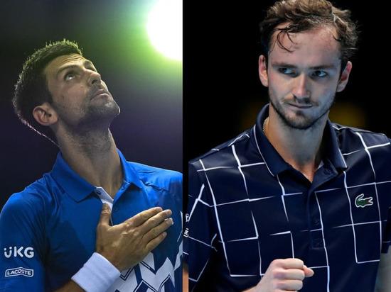 Российский теннисист за два месяца обыгрывал всех в топ-10, в том числе и серба