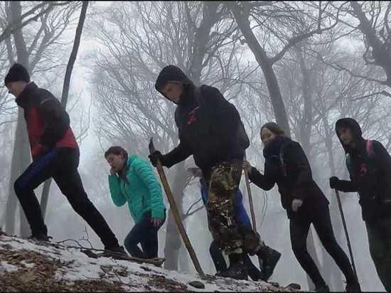 Десятки триколоров на вершине горы поднимут в Железноводске