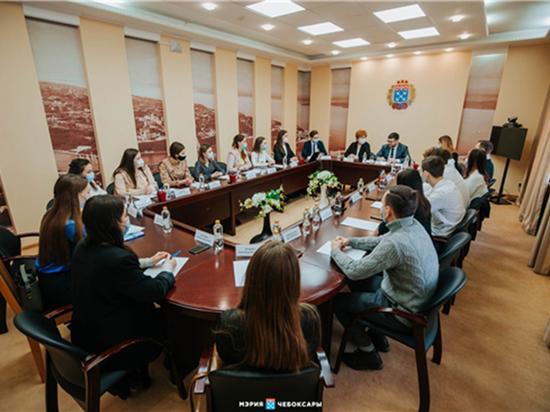 В Чебоксарах встретились члены Молодежных правительств