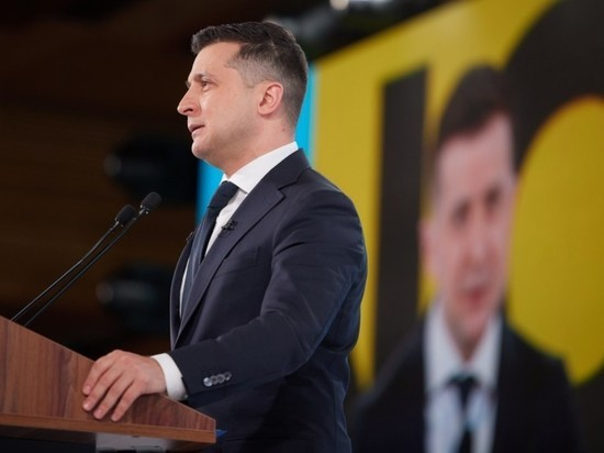 Зеленский подписал решение СНБО о санкциях против Медведчука