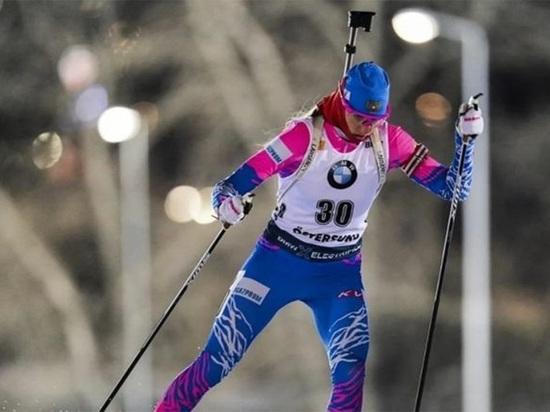 Томичка Миронова прокомментировала поражение сборной РФ на ЧМ по биатлону