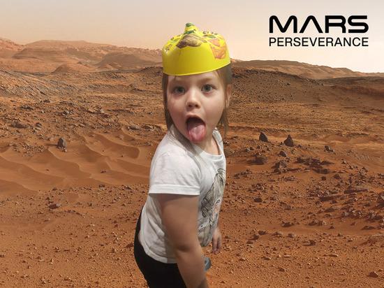 НАСА уже сейчас отправляет на Марс всех желающих
