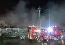 При пожаре в Маниле погибли четверо детей