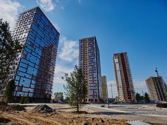 Новый жилой район возведут на левобережье Томска