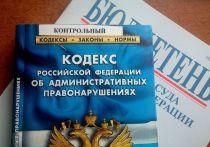 В Ивановской области оштрафовали местного бутлегера