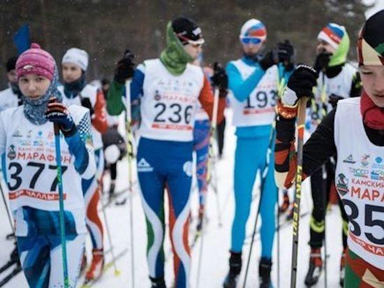 Камский лыжный марафон в Челнах перенесли из-за погоды