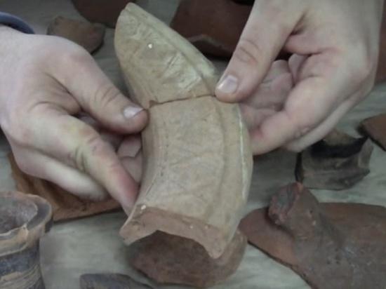 Азовские археологи рассказали об амфоре 15 века