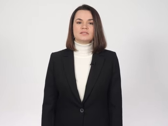 Тихановская заявила о провале незаконных акций в Белоруссии