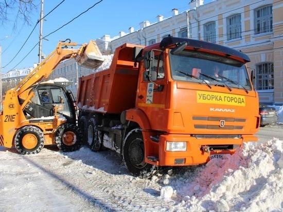 Жители Калуги получат доступ к системе мониторинга коммунальных машин