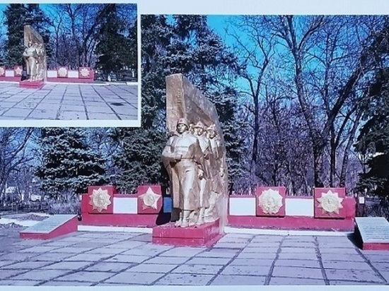 В Луганске в сквере Победы будет открыт памятный знак