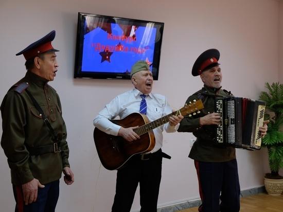 В Чебоксарах состоялся городской конкурс «Дедушка года»