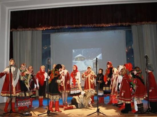 Фольклорный ансамбль из ЛНР принял участие в российском фестивале