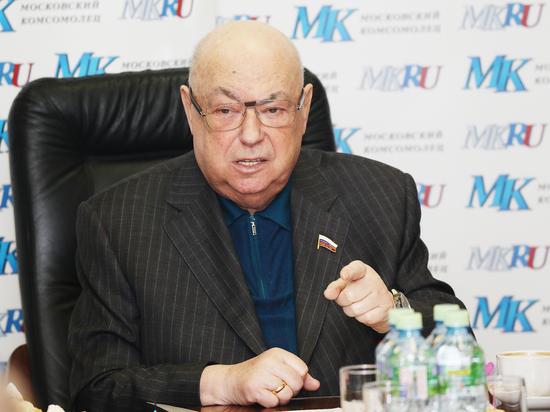 Великий строитель Владимир Иосифович Ресин сегодня отмечает 85-летний юбилей