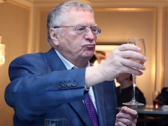 Жириновский предложил запретить россиянам весить больше 80 кг