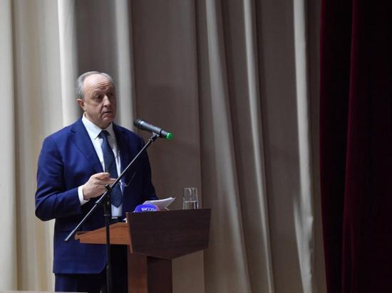 Радаев рассказал балтайцам, как из района сделать конфетку