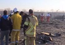 Замглавы МИД Украины Евгений Енин заявил, что Киеву неизвестны имена подозреваемых по делу об авиакатастрофе Boeing в Тегеране в начале 2020 года