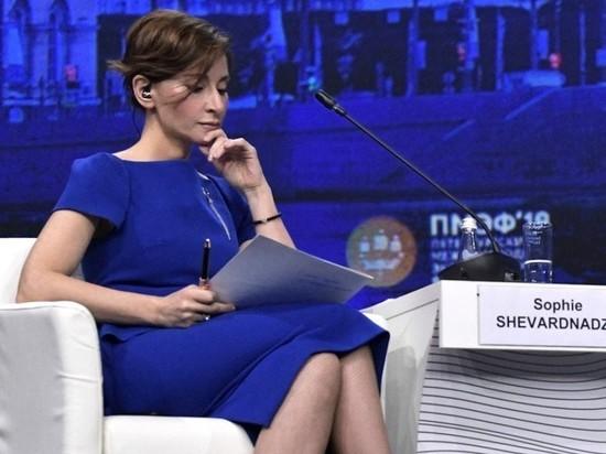 Софико Шеварднадзе в 42 года впервые станет мамой