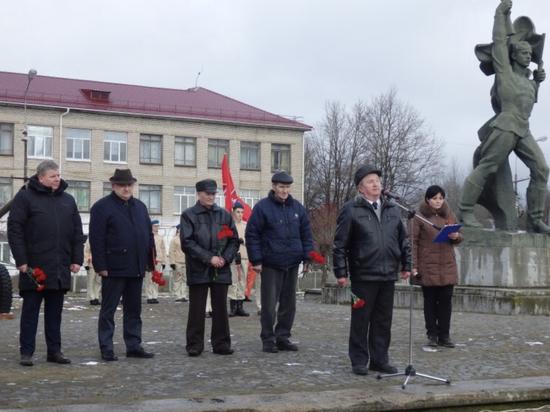 Центр Порхова перекроют в День освобождения города