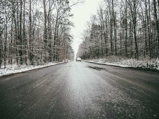Ухудшение на дорогах прогнозируется в Калужской области