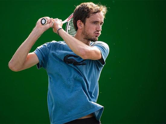Даниил Медведев достиг третьего места в ATP