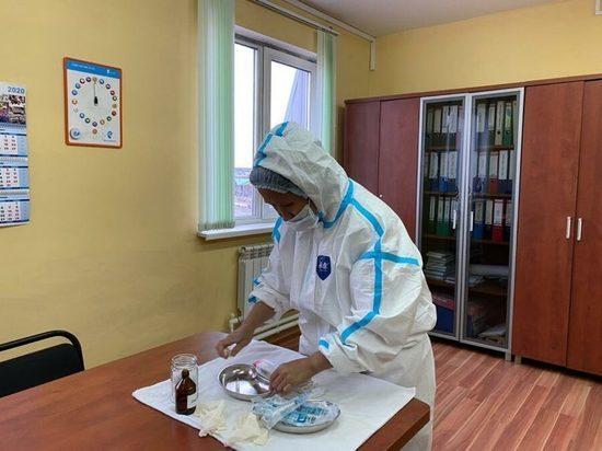 За сутки на 22 февраля в Якутии выявлен 51 случай заражения COVID-19