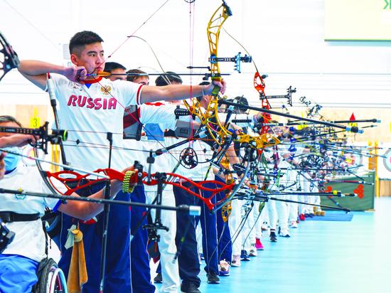 Бурятию посетил министр спорта России Олег Матыцин