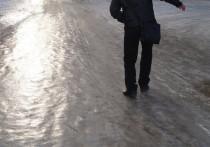 МЧС: на дорогах Хакасии ветрено и скользко