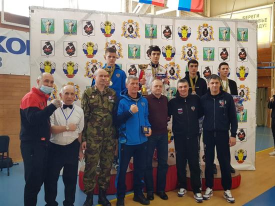 Соревнования прошли в спортивном комплексе «Орлан»
