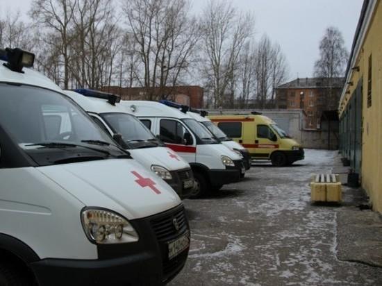В Северодвинске 15 домов и станция скорой помощи остались без электричества