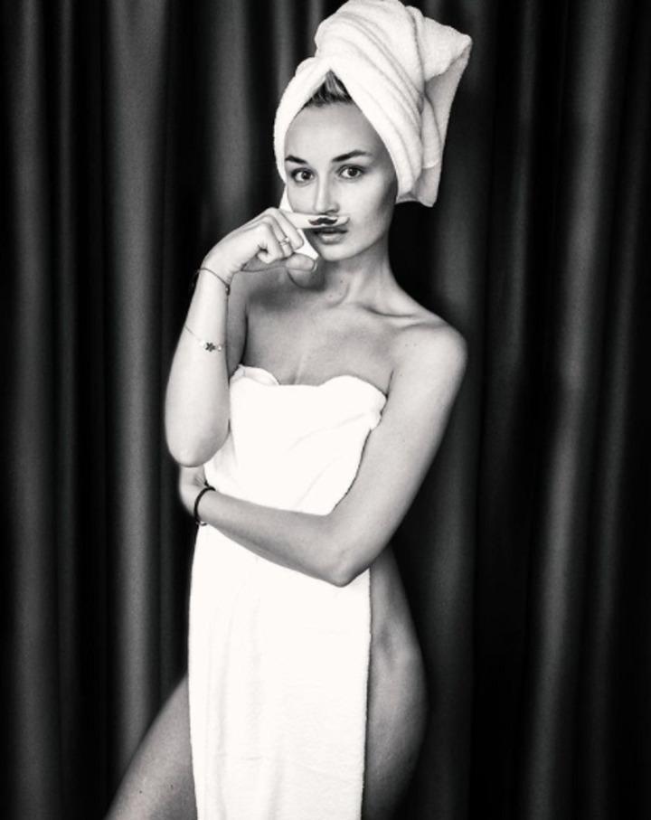 Бывший муж Полины Гагариной неожиданно выложил ее голое фото