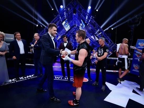 Знаменитый боксёр из Серпухова Фёдор Чудинов стал заслуженным мастером спорта