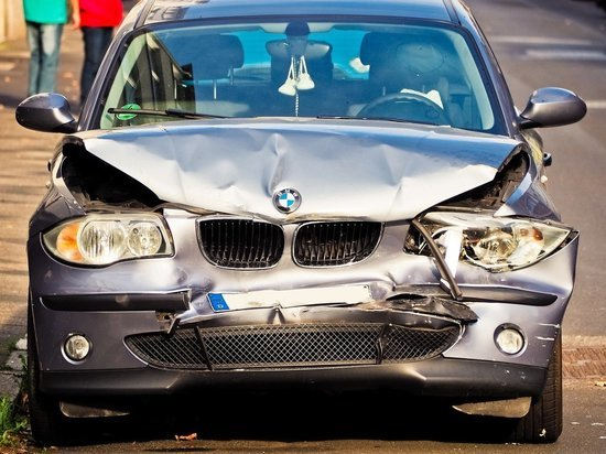 Число автоаварий в Томской области снизилось почти на 50%