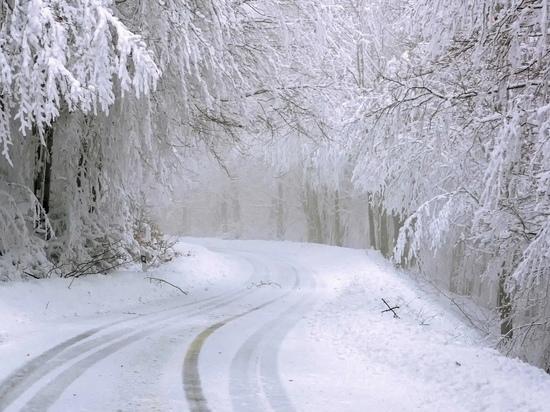 В Калужской области похолодает до -32 градусов