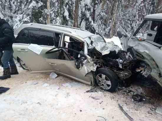 Страшная авария с семью пострадавшими произошла во Владимирской области, шесть человек госпитализированы
