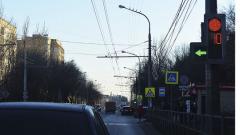 Серьезная авария в центре Астрахани с пострадавшим