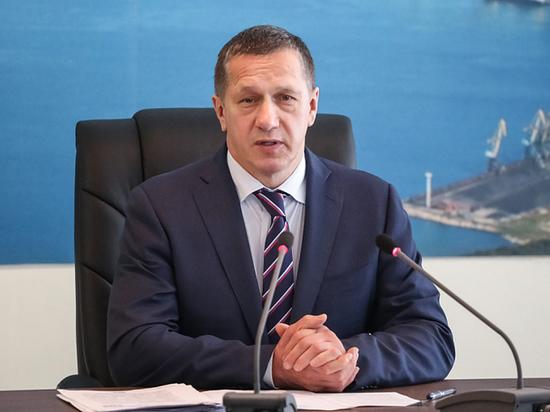 Юрий Трутнев поздравил жителей Приморья с Днем защитника Отечества