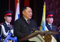 Глава Тувы Шолбан Кара-оол поздравил земляков с 23 февраля