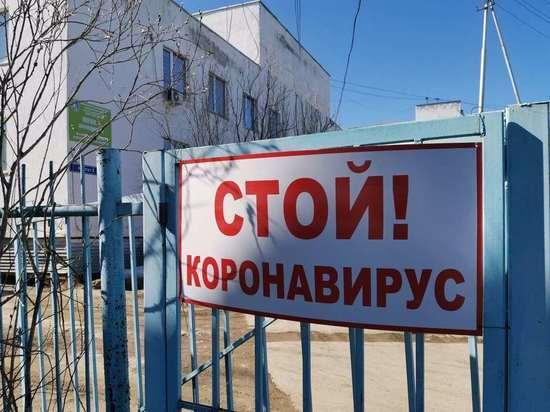За сутки на 23 февраля в Якутии COVID-19 заразились 48 человек