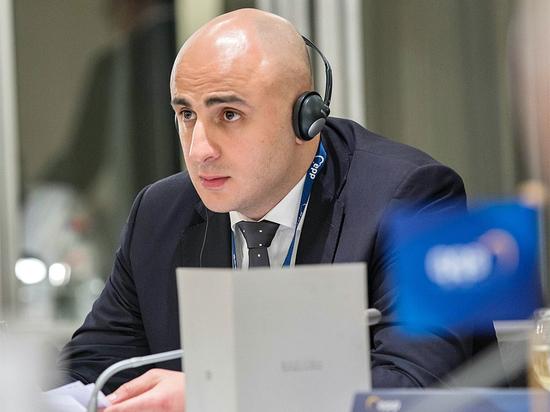 Глава оппозиционной партии Саакашвили задержан в Грузии