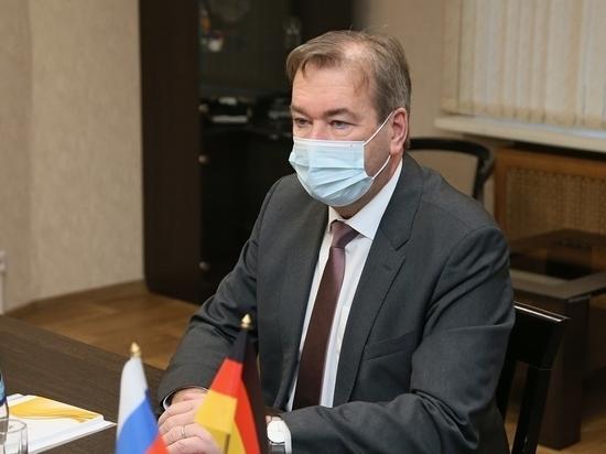 Посетил туркластер и «Горную аптеку»: как прошел визит генкосула Германии в Алтайский край